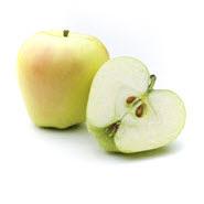 Rohkost Apfel