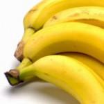 Banane und Honig Peeling-Maske