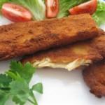 Schnitzel für Vegetarier, welches wie Schnitzel schmeckt