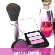 Besonders günstiges Make-up mit Special-Flatrate