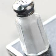 Salz und Ernährung