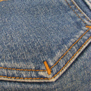 Jeans-Taschen-Winkel