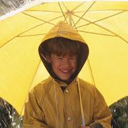 Regenwetter Spaß