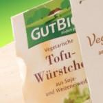 Was steckt drin: Aldi vegetarische Würstchen