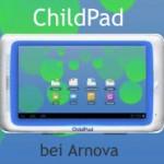 Lern und Spiel Tablet PC für Kinder – Arnova ChildPad