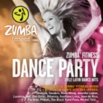 Südamerikanisches Temperament mit Zumba Fitness Dance Party
