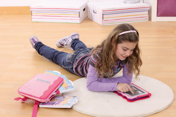 Storio Pink - Lesen Lernen für Kinder