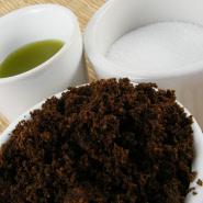 Kaffee-Scrub Zutaten
