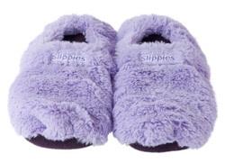 Slippies Fußwärmer mit Lavendel