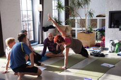 Was ist Anusara Yoga Immersion