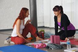 Anusara Yoga Immersion Urlaub