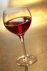 Wein zusammentrinken