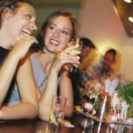 Zusammen trinken gehen