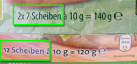 Aldi Vegetarischer Aufschnitt