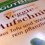 Was steckt in Aldi Veggie Aufschnitt drin?