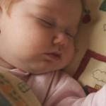 Baby schlafen