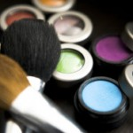 Make-up für die Frau