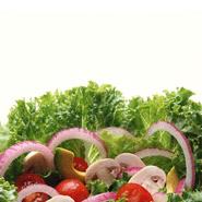 Ernährung - Salat
