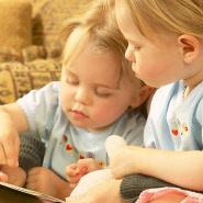 Kinder - Spielen, Lernen
