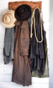 Australischer Western-Mode
