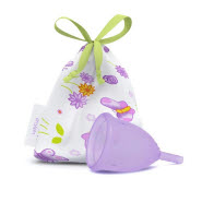 LadyCup Touch of Lavender - Limited Edition