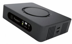 Vision Passport Media Player