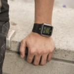 Adidas Smartwatch Smart Run für Läufer