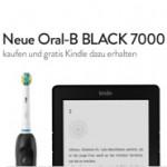 Premium Zahnbürste Oral-B mit Kindle gratis