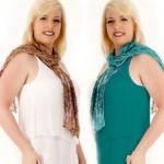 Mode für Frauen - die große Größe