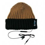 Geschenk Tipp für kalte Wintertage  Hi-Fun Hi-Hat Winter – Mütze mit Kopfhörer