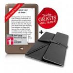 Geschenkidee für die letzte Minute Tolino shine plus Gratis Ledertasche für 99 Euro