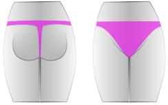 Thong Slip