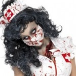 Fasching-Zombie