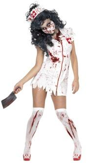 Faschingskostüm Sexy Zombie