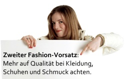Fashion-Vorsatz 2