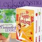 Gesunde Küche, kleine Preise  Die Fitness-Kochbox und Das Kräuterlexikon