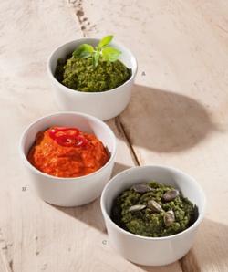 Vegan for Youth - Pesto-Rezepte
