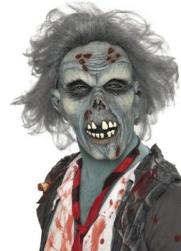 Verwesender Zombie-Maske