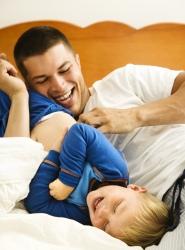 Familie - Kindererziehung