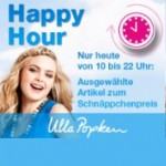 Happy Hour – Live Shopping bei Ulla Popken Bis zu 50% sparen auf ausgewählte Mode Artikel