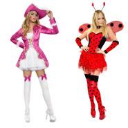 Beliebte Faschings Kostüme 2014