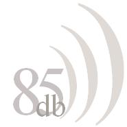 85 Dezibel Begrenzung
