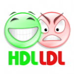 HDL und LDL Cholesterin