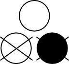 Pflegesymbol Reinigen