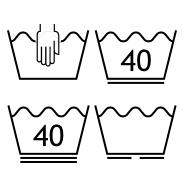Wäsche bedeutung zeichen Waschsymbole und