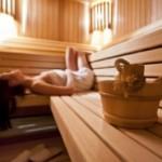 Die eigene Sauna im Garten