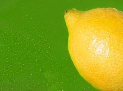 Zitronen-Reiniger