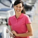 Berufsbekleidung für starke Frauen
