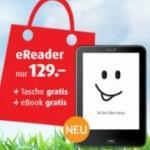 Tolino Vision Bundle mit Gratis Tasche und Gratis Top eBook  eBook Reader Bundle für den Lese Sommer