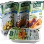 Vegetarisches Sortiment bei Netto
